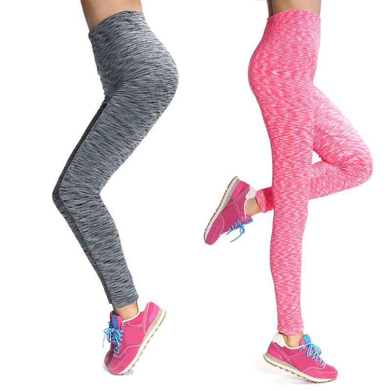 Hohe Qualität Frauen Push-Up-Leggings Elastische Fitness Spandex Legging Workout Gothic Hose Calzas Deportivas Mujer Fitness