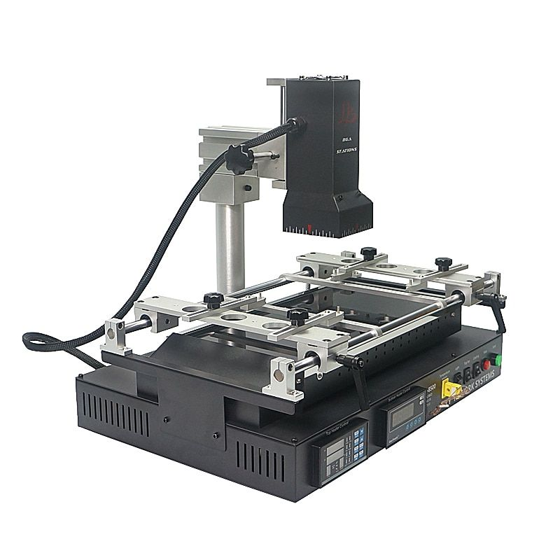 low cost bga rework machine LY IR8500 soldering station repair tools