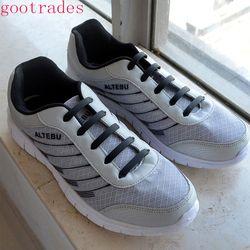 14PCS/Lot No Tie Shoelaces Rubber Silicone Slip Easy Sneaker Sport Shoe Lace