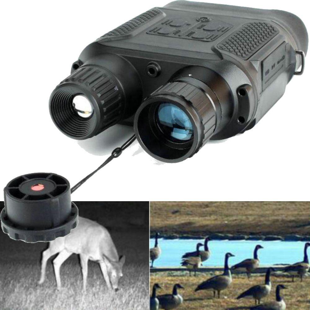 Digitale Nachtsicht Fernglas für Jagd 7x31 mit 2 zoll TFT LCD HD Infrarot IR Kamera Camcorder 1300ft /400 M Sichtbereich