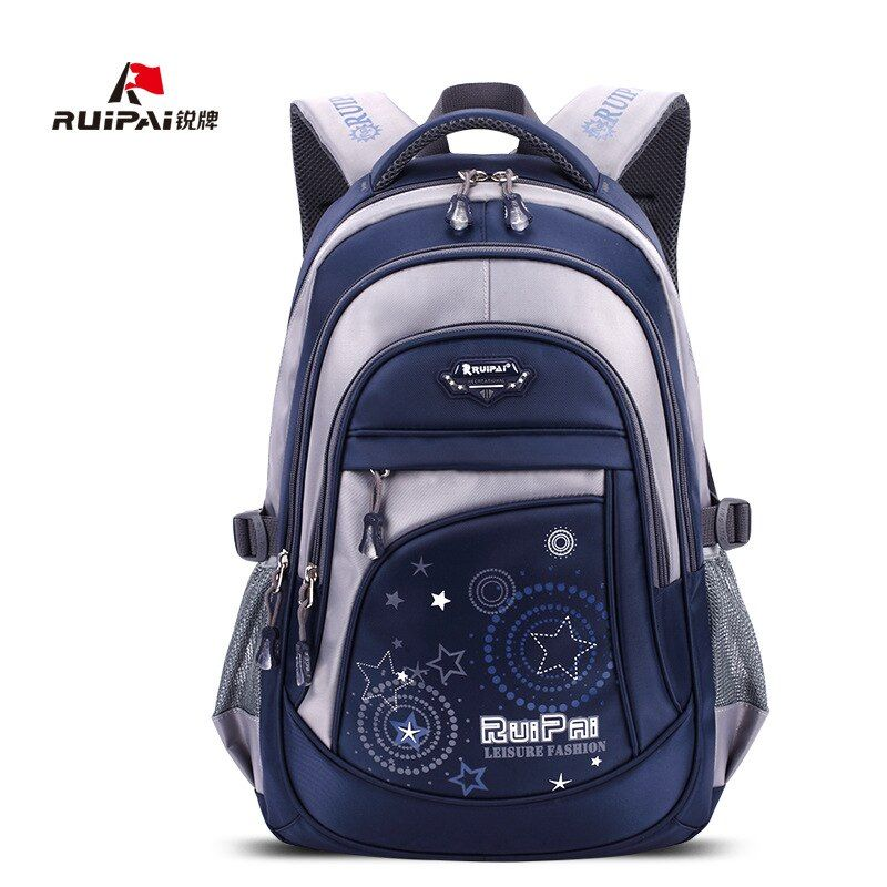 RUIPAI Backpack Schoolbag Polyester Fashion School Bags For Teenage Girls and Boys High Quality Backpacks Kids Baby's Bags