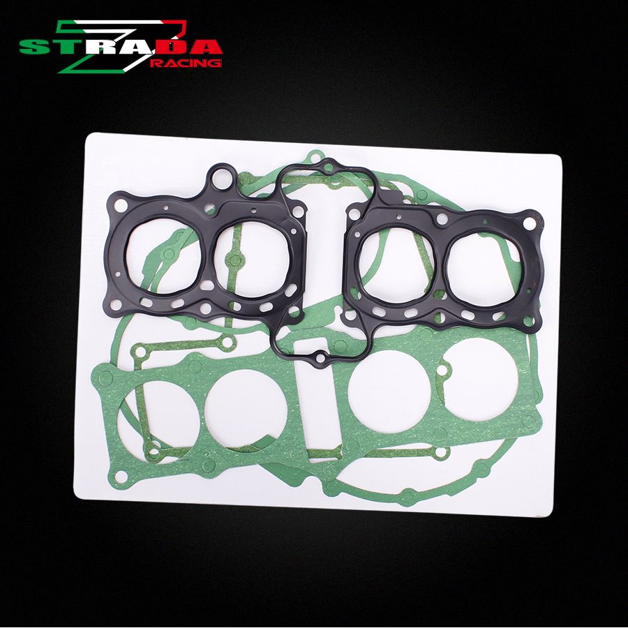 Full Complete Engine Gasket Kit Cylinder Cover Bottom Stator Set For Honda CB400 CB-1 CBR400 NC23 Motorcycle Accessories