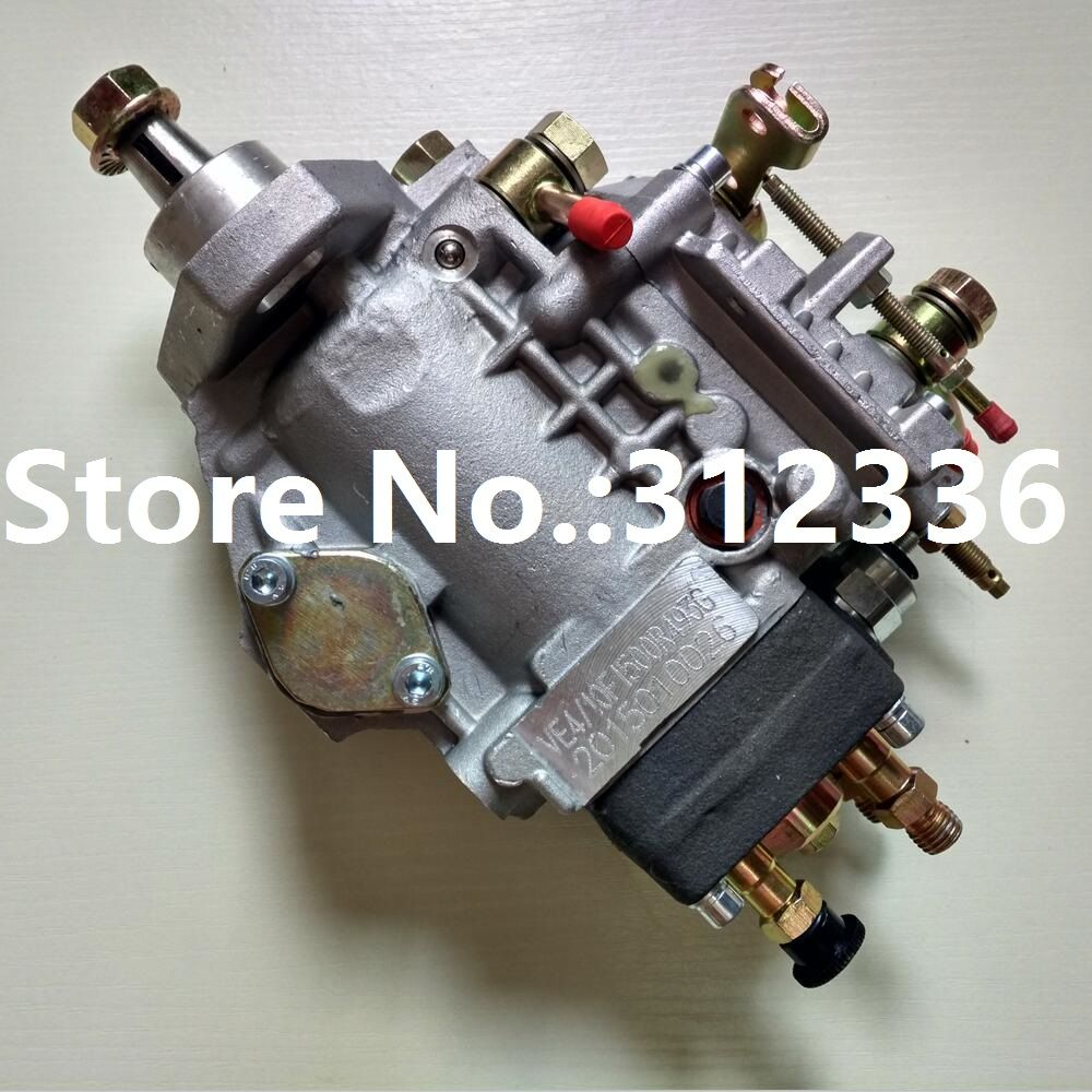 Fast Shipping KDE35SS KDE35SS3 VE4/10F1500R493G VE4/10F1500L493G Diesel Engine KM493 Fuel Pump Fuel injection pump kipor kama