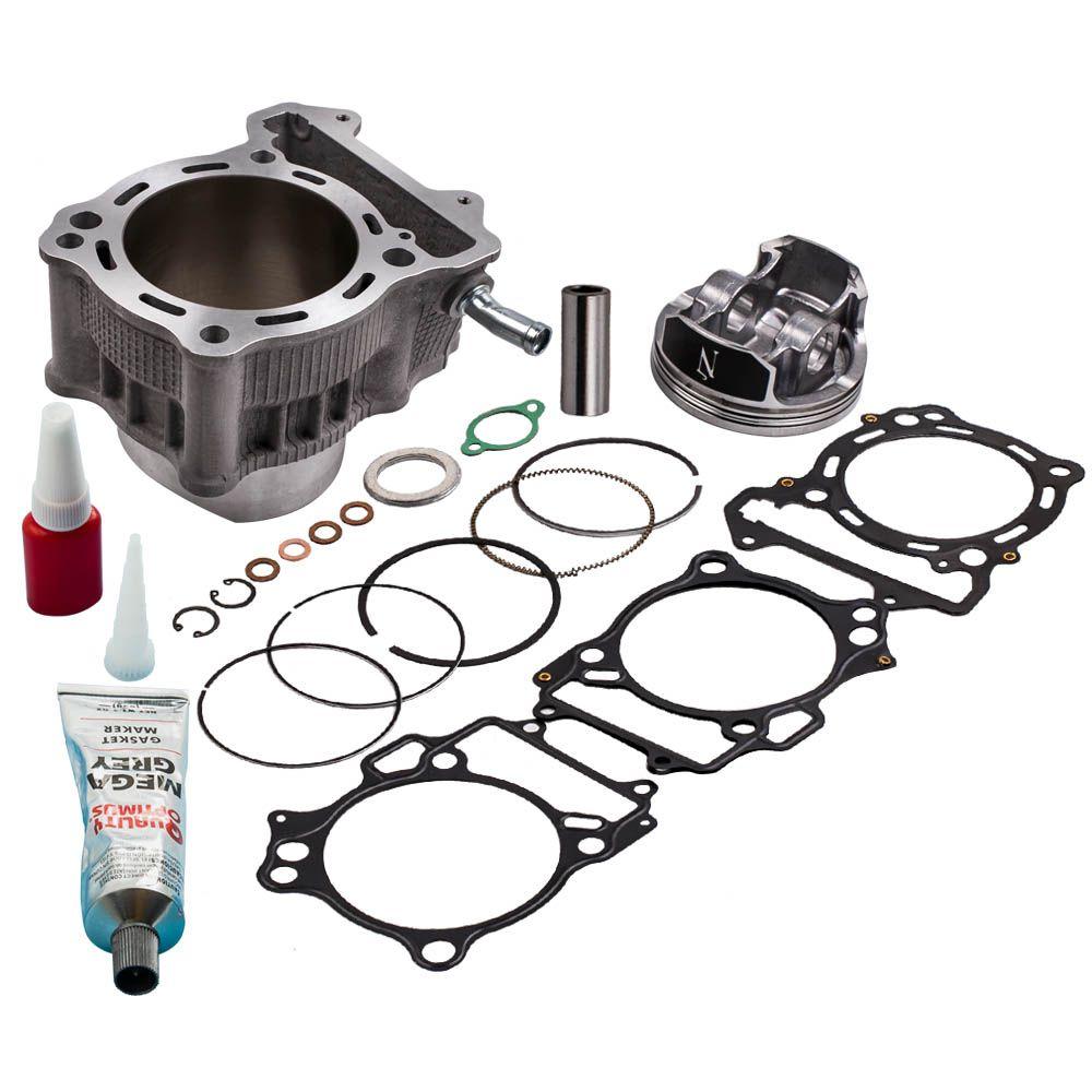 For Suzuki Quadsport LTZ400 94mm 434cc Big Bore Cylinder Piston Gasket Kit 03-13