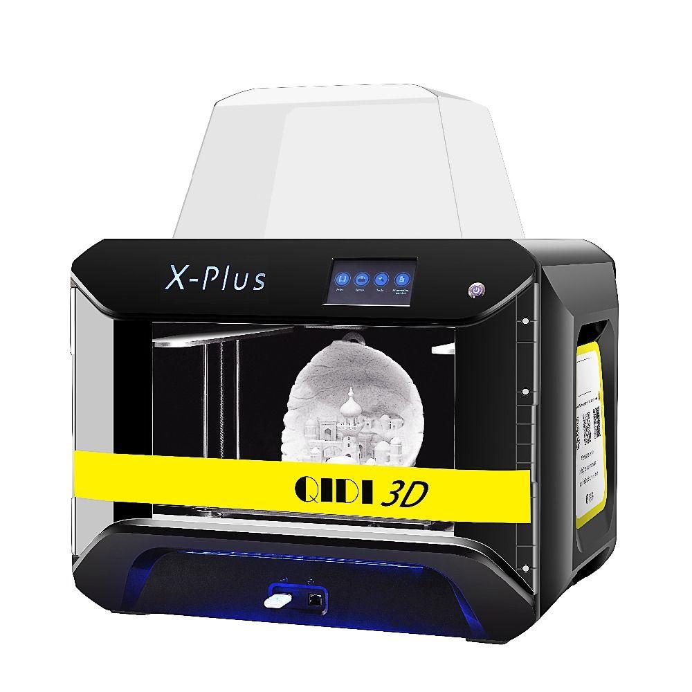 QIDI TECH 3D Drucker X-Plus Große Größe Intelligente Industrie Grade mpresora 3d,, WiFi Funktion, hohe Präzision Druck