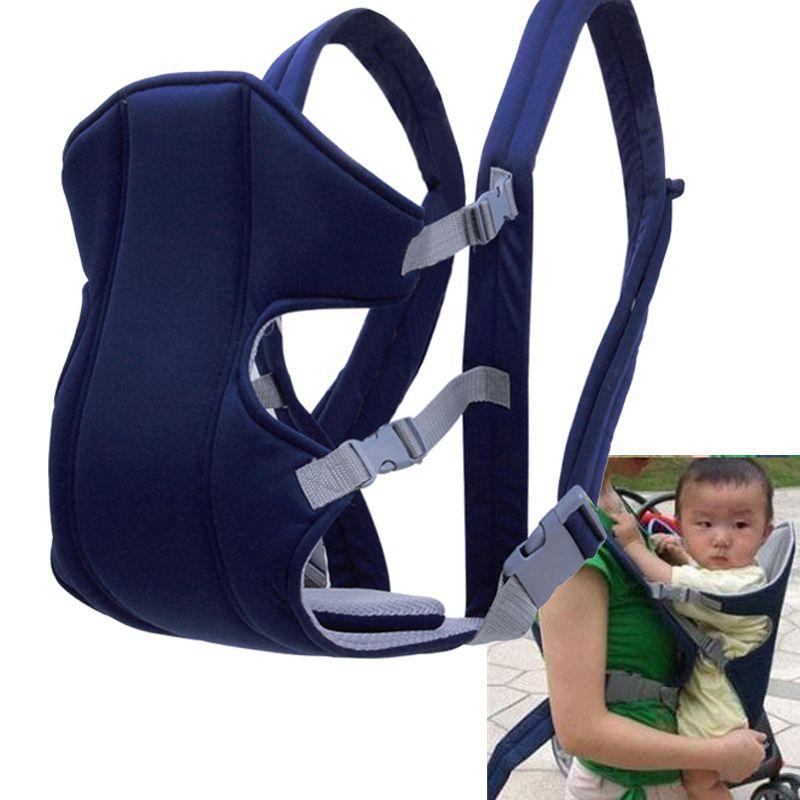 Multifuncional Frontal Frente a la Porta Bebé Sling Mochila de Malla De la Bolsa Del Abrigo Del Bebé Eslingas de Canguro Para Niños Toddler