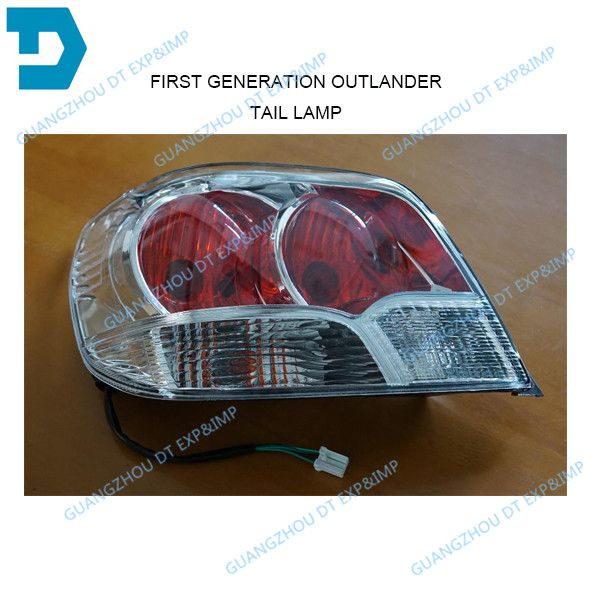 2003-2007 outlander tail lamp airtrek front rear lamp park buy 2 piece if you need 1 pair with bulb all other parts available