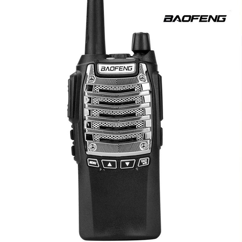 Baofeng General UV-8D Walkie-talkie 8W High Power Dual Launch Key 5-15KM Communication Distance Multifunction Safety Intercom