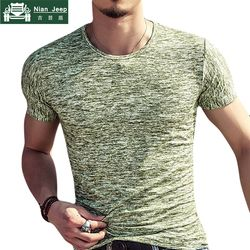 2018 Tenir Vente Hommes Tops & T-shirts D'été de t-shirt hommes coton à manches courtes t-shirt homme Plus La Taille 3XL t-shirts