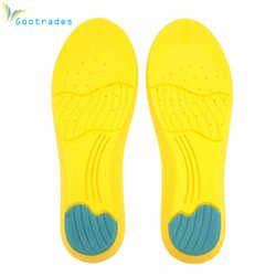gootrades 2017 New 1 pair Memory Foam Orthotics Arch Support Shoes Insoles Insert Pads Tool S/L Size