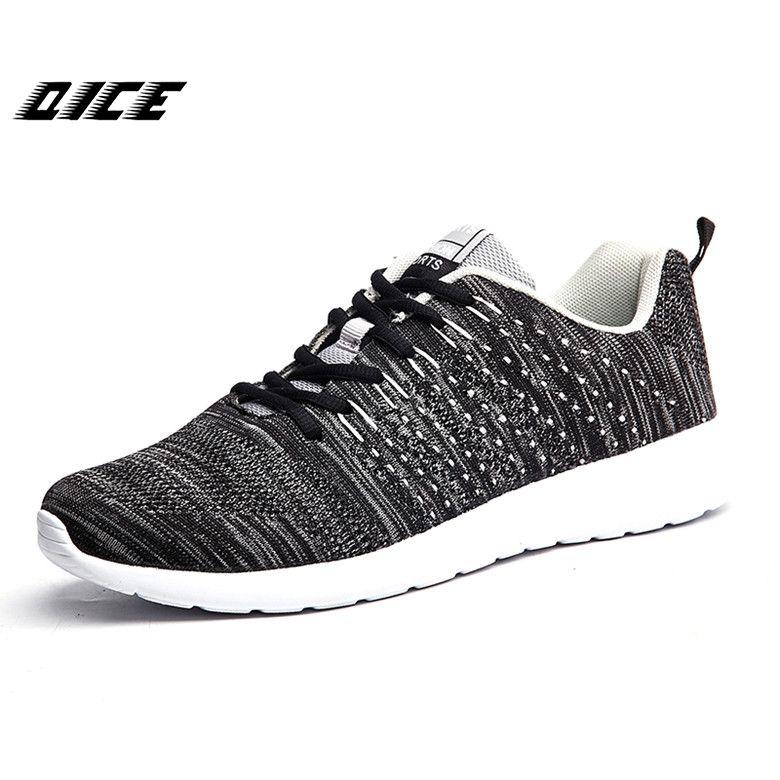 Hombres Zapatos Para Correr Livianos Hombres Entrenadores Zapatillas de Deporte Zapatos de Deporte Al Aire Libre Para Adultos Calzado Para Correr Caminar de Atletismo Tamaño 39-46