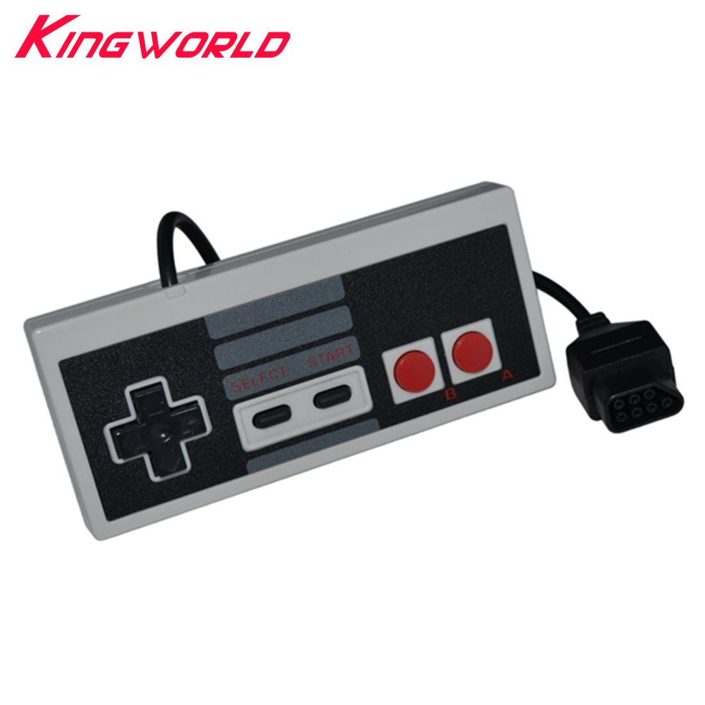 Wired Joystick 8 Bit Controller Gamepad for Nintendo Entertainment System for NES console