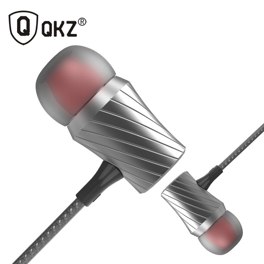 QKZ X9 Nouveau Haute Qualité in-ear Écouteurs Stéréo Casque Intra-auriculaires Super basse Pour XiaoMI Samsung iPhone HTC Sony Etc fone de ouvido