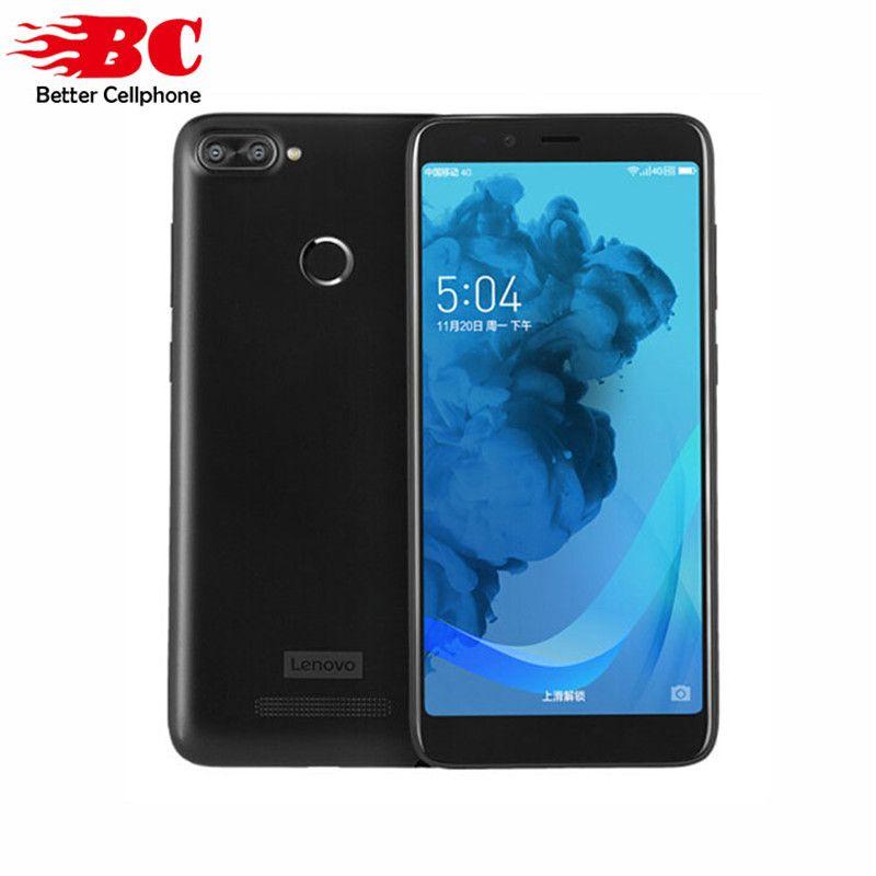Original multi-language version Lenovo k320t 18:9 5.7 inch Full Screen Quad core 1.3GHz Android 7.0 Dual Back Camera Fingerprint