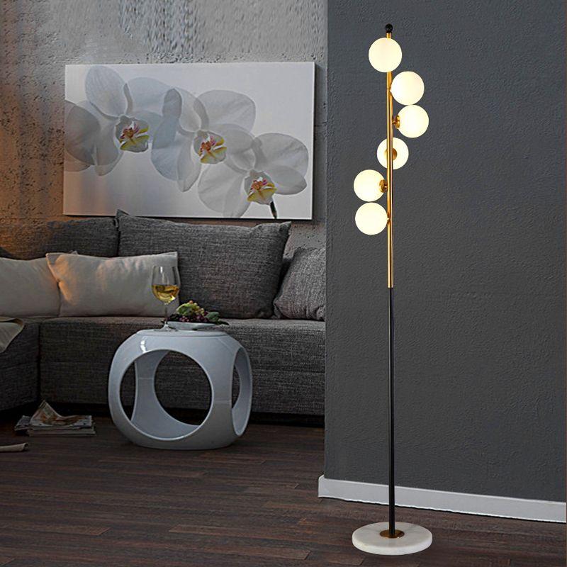 Moderne LED wohnzimmer stehend leuchten Nordic lichter nacht beleuchtung home deco leuchten schlafzimmer boden lampen