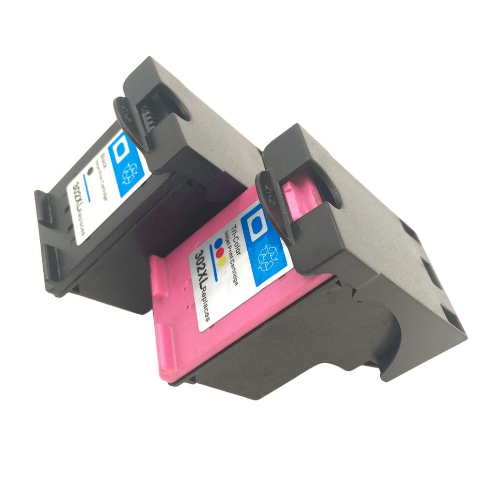 New High quality Ink Cartridge for HP 302 FOR HP-302 FOR HP DESKJET 1110 1115 2134 2135 3630 Envy 4520 4522 4523 4524