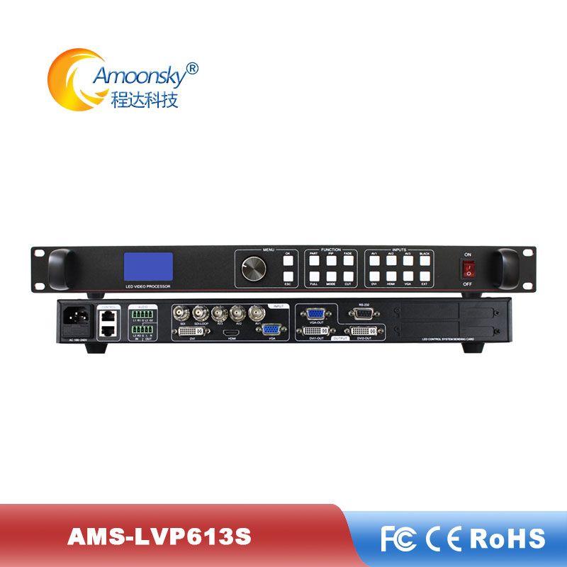 SDI switcher LVP613S prozessor vs vdwall lvp605s lvp603s video prozessor für indoor outdoor led vorhang wand