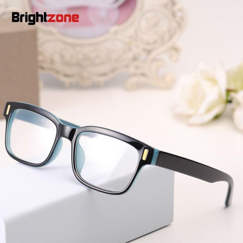 2017 Fashion V-Shaped Box Eye Glasses Frames Brand For Men New Women Computer Frames Eyewear Vintage Armacao Oculos De Grau