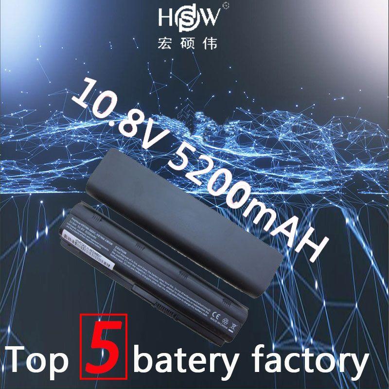 HSW 5200 mah 6 CELLULES Batterie D'ordinateur Portable Pour HP COMPAQ CQ32 CQ42 CQ43 CQ56 CQ57 CQ58 CQ62 CQ72 batterie pour ordinateur portable HSTNN-DB0W HSTNN-IB0W