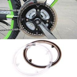 MTB Sepeda Sepeda Bersepeda Rantai Crankset Roda Penutup Penjaga Pelindung Cap Plastik