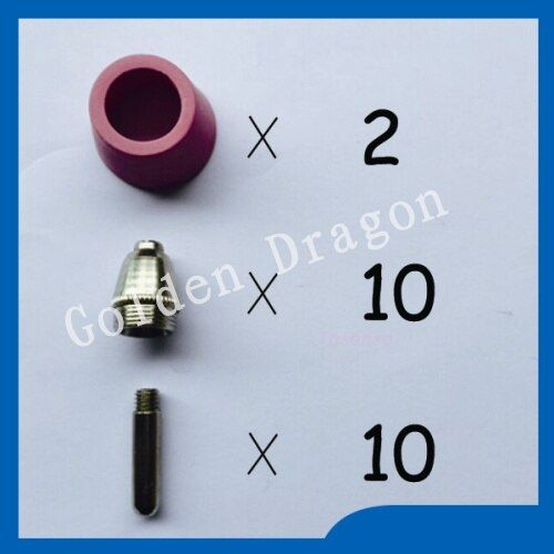 Great promotions Alumina Nozzle KIT Application: 40-60Amp TIG Fitting KIT factory outlet Praise