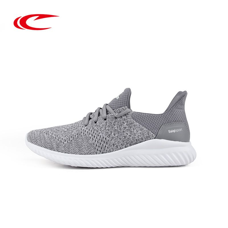 SAIQI Running Shoes For Men And Women Brand Sneakers Male Flywire Athletic Sport Shoes Female Outdoor Walking Joggers Shoes