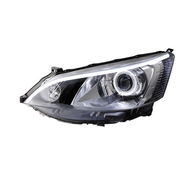Running Styling Lamp Assessoires Neblineros Para Drl Parts Led Auto Lights Assembly Cob Car Lighting Headlights For Nissan Nv200