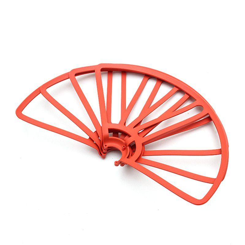 4Pcs Red Propeller Protective Cover For Xiaomi Mi Drone RC Quadcopter