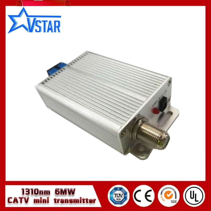China lieferant 1310nm catv optischer sender 6 mw