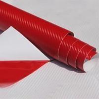 Лидер продаж 30*127 см Водонепроницаемый 3D углеродного волокна винил Обёрточная бумага лист пленки автомобиля Стикеры лист наклейка для авто...