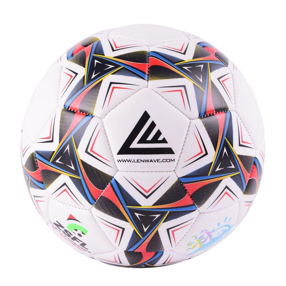 Футбол мяч 3 Размеры Футбол тренировочные мячи нашей собственной фабрике продукция Best цене для оптовой Футбол мяч + газовой иглы 1 шт.