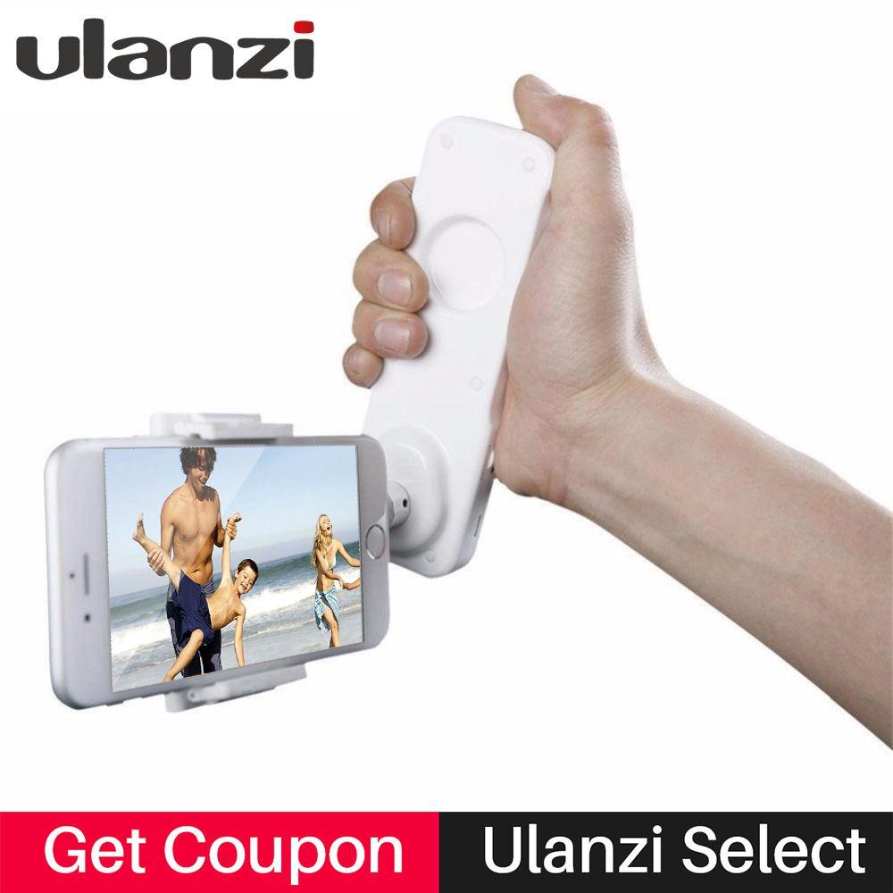 Ulanzi X-cam Anblick 2 Handheld Smartphone Gimbal Video Stabilisator für iPhone Samsung Mobile Youtube Fillmaker Setup Vlog Getriebe