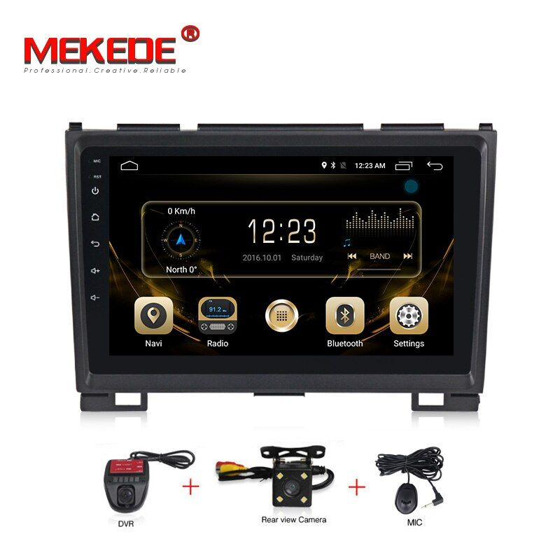 4G LTE1024*600 2G RAM 16G ROM Android 7.1 Car DVD For Great Wall Hover H3 H5 DVD Player GPS Navigation Support DVR Glonass