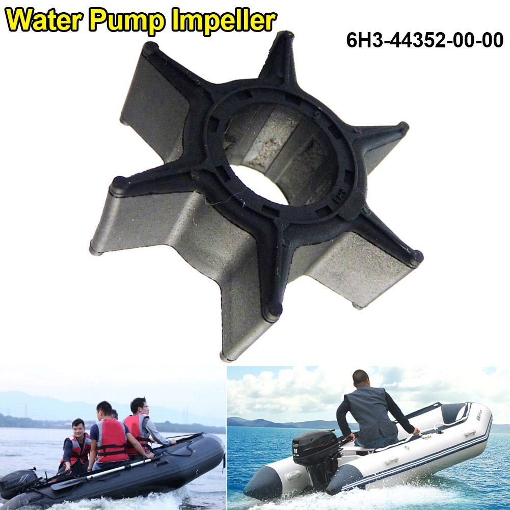 New Water Pump Impeller for 40-70hp Yamaha Outboard Motor 6H3-44352-00-00 18-3069 CSL2017
