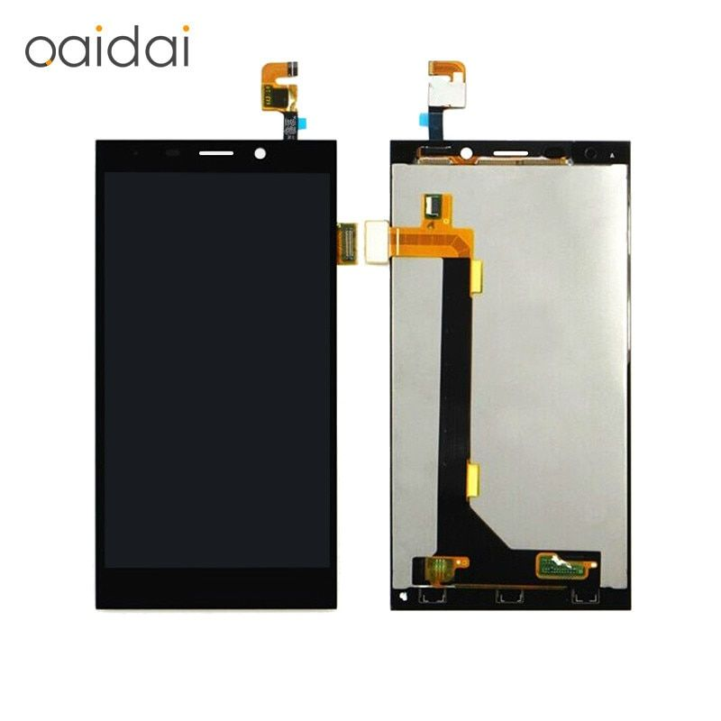 For Gionee Elife E7 LCD Display Touch Screen Mobile Phone Lcds Digitizer Assembly Replacement Parts With Free Tools