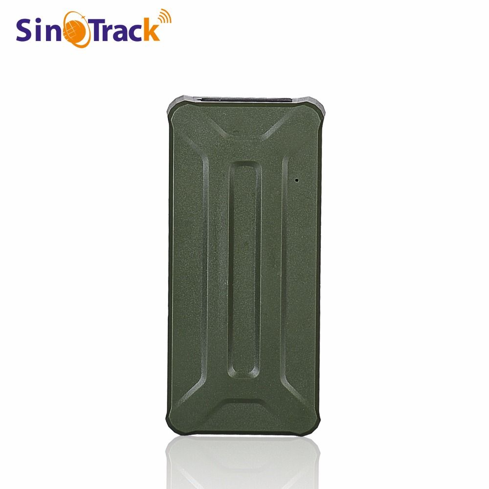 Mini Waterproof Rechargeable GSM GPS Tracker Magnet Long Battery Life Car Human Asset tracking device with tracking systems APP