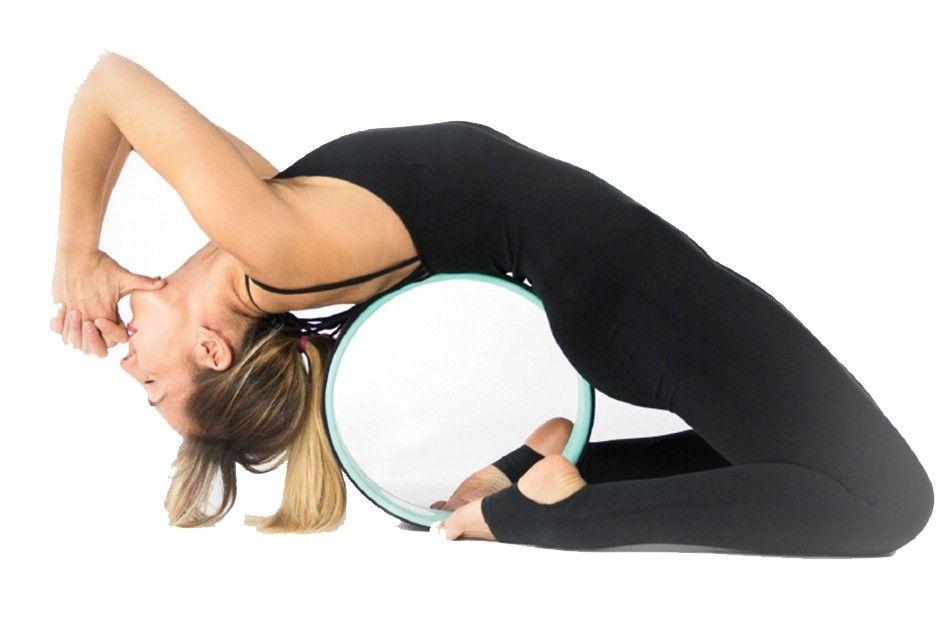 Unisex 33*33*13 Pilates Magic Circle Yoga Kreis TPE Yoga Rad Ring Abnehmen Gym Yoga Fitness Roller hause Bodybuilding 3 Farben