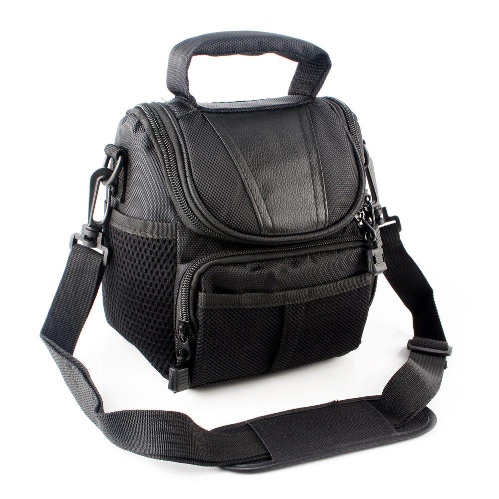 Camera Bag Case For Canon EOS 100D 1100D 1200D 1300D M10 M6 SX540 SX530 SX510 SX60 SX50 SX1 SX100 SX170 G1X2 G1X G11 G12 G15 G16