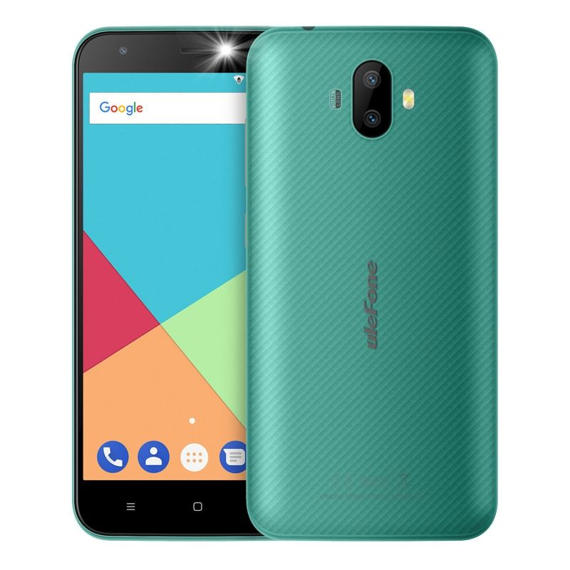 Ulefone S7 3G Smartphone 5.0 Inch Android 7.0 MTK6580 1.3GHz Quad Core 1GB RAM 8GB ROM Corning Gorilla Glass 3 OTG Function