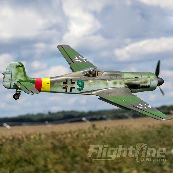Flightline Freewing rc warbird TA-152H1 PNP