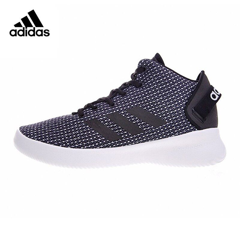 Adidas Autumn and Winter Models NEO Sports Men Skateboarding Shoes,CG5717