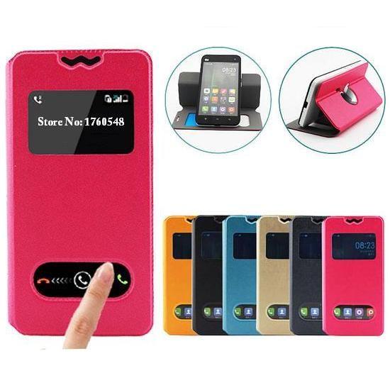 Gigabyte Akta A4 Case, High End Flip PU Leather Phone Case Back Cover for Gigabyte GSmart Akta A4 Free Shipping