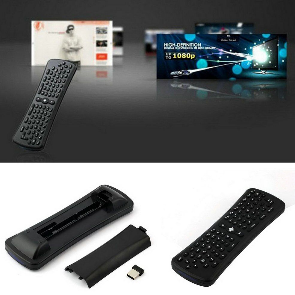 Wholesale 2.4GHz Mini Fly Air Mouse Gyro Sensing Keyboard For Android TV Box Excellent