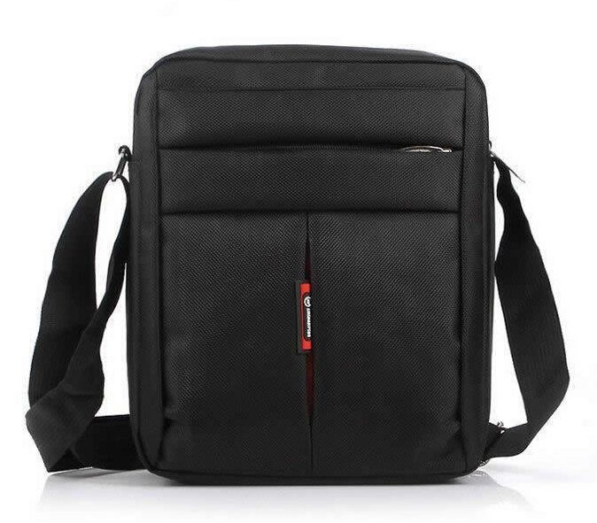 Hot Sale High Quality Mens Bag Casual Man Business Messenger Oxford Shoulder Bags Travel Black Brown Crossbody Flap