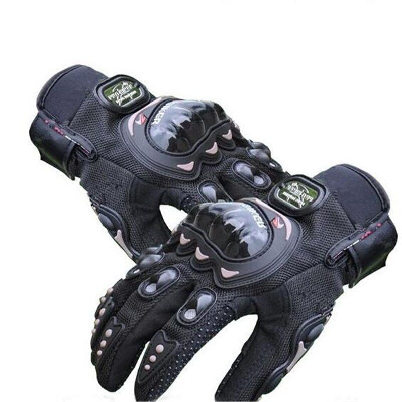 Cycling Tactical Gloves Bike Unisex Motocycle Anti Slip Gel Pad Bicycle Gloves Adjustment wrist Full Finger Riding Glove G074