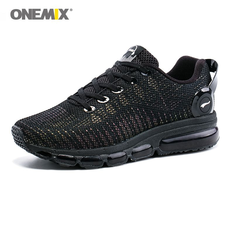 Onemix men's Running shoes Sneakers Reflective Mesh Vamp Lightweight Colorful for Outdoor Sports Jogging Walking Shoes