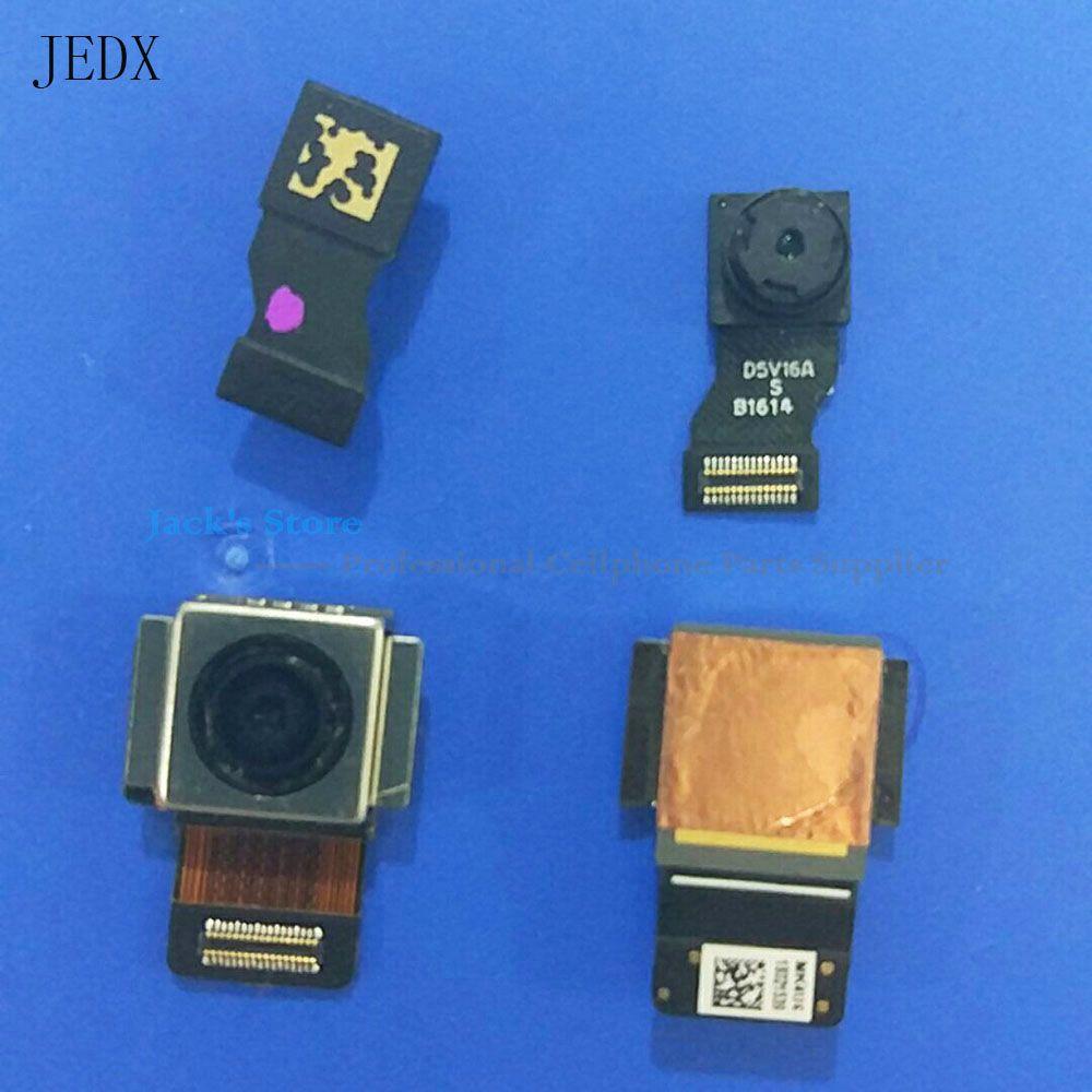 JEDX Original Pour Meizu Pro 6 Retour Caméra Pro6 Arrière retour Caméra Avec Caméra Frontale Flex Module De Réparation De Rechange Téléphone boîtiers