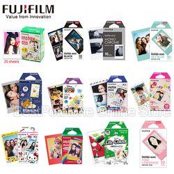 10-100 sheets Fuji Fujifilm instax mini 9 8 white Colour Edge Fims for instax Instant Camera mini 8 9 7s Photo paper