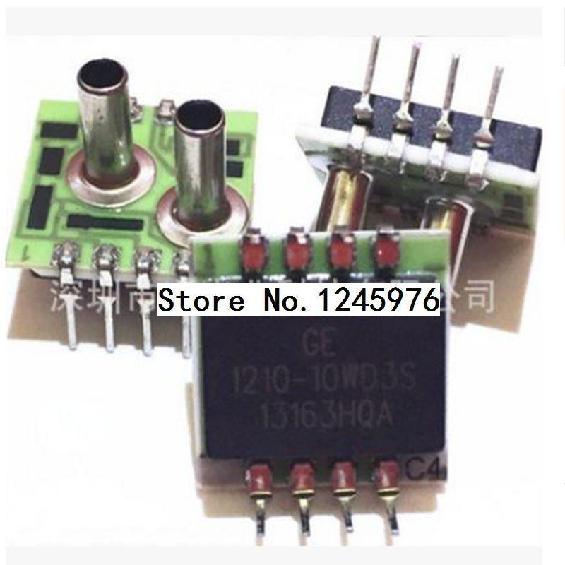 original 100% 1pcs Pressure sensor NPC-1210-10WD-3S direct insertion 8PIN 1210-10WD3S