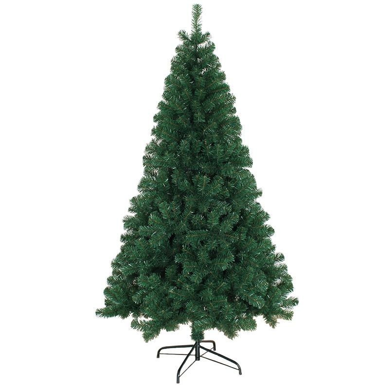 Christmas decorations green 1.2/1.5/1.8/2.1/2.4m Christmas tree luxury encryption solid iron feet New Year gift
